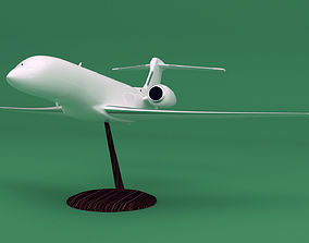 Replica Gulfstream G650 hobby-diy 3D print model