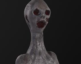 3D asset Nightmare Creature creature