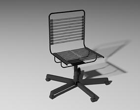 Bungee Cord Desk Chair 3D