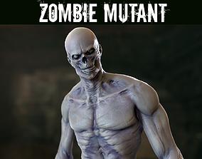 Zombie Mutant 3D model