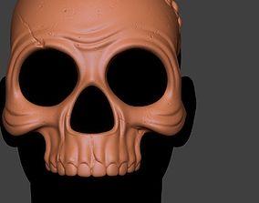3D printable model Skull Mask 6