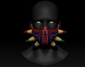 Quarantine Mask Majoras Mask 3D printable model