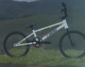 BMX-racing bike 3D