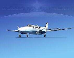 3D Beechcraft B99 Island Air