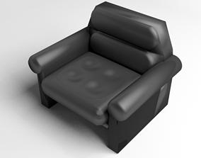 3D model Sofa Single Seater 9