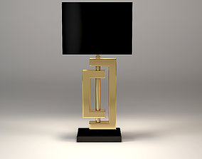 3D model Eichholtz Table Lamp Leroux