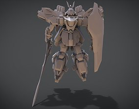 MSN-04 Sazabi artifact 3D printable model
