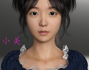 Xiao Mei For G8F 3D
