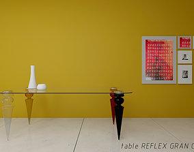 3D table Reflex GRAN CANAL 72 - 1