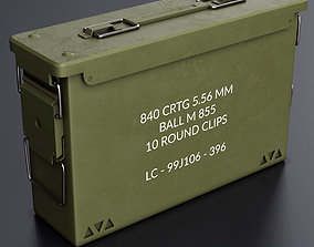 FREE Ammo crate 3D model