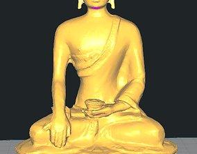 Buddha statue 3D printable model