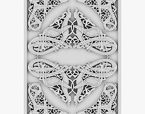 3D Celtic Ornament 23