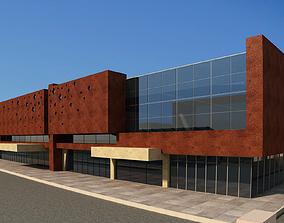 3D Company Headquarter