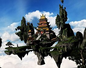 Fairy Palace 3D model