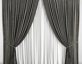 Curtain 80 3D model