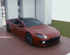 3D model BLENDER EEVEE Brandless 4