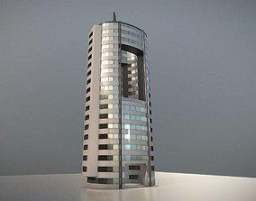 City Building Design O-1 3D