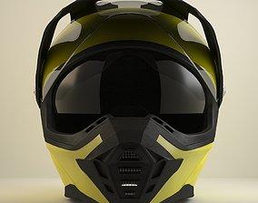 various 3D helmet