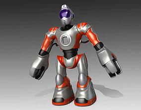 3D Robosapien robot