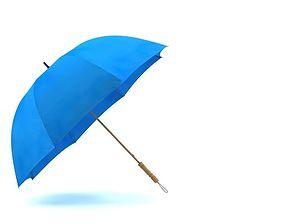 3D asset Umbrella