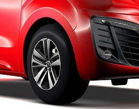 Peugeot Expert L1 2017 3D
