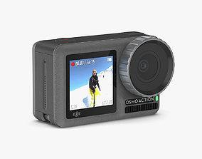 DJI Osmo Action Camera 3D