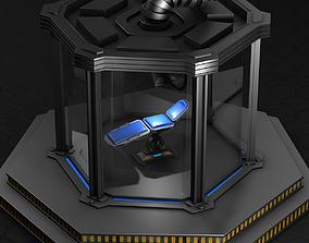 Medical Chamber 3D model