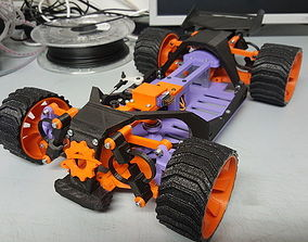 3D printable model samurai-sword Katana eRacer