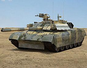 T-84U Oplot 3D
