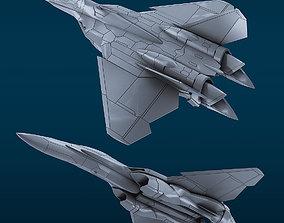 YF-24 Evolution 3D