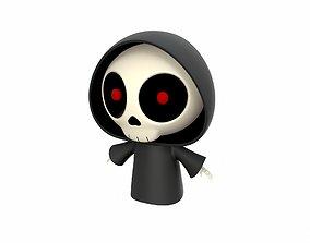 Reaper Character 3D model
