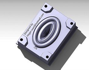 Design any 3D part and design mold for it