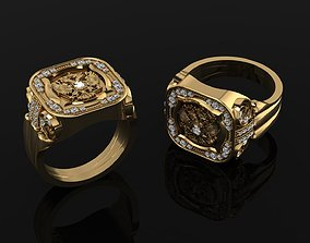 3D printable model Ring of Russia