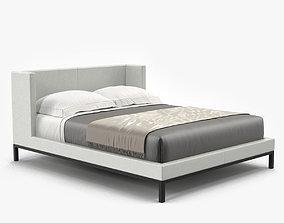 Christian Liaigre OMEN BED 3D