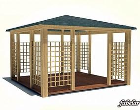 blackfriday Gazebo 3D model