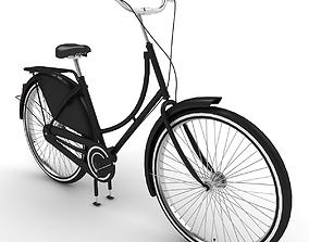 3D model Azor European City Bicycle