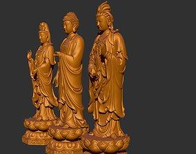 Buddha 3D model models