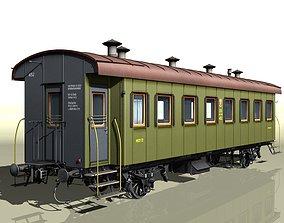 wagon III class 3D