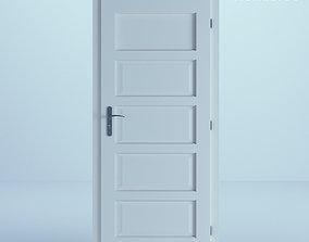 White Door 36 3D