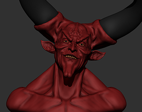 Lord of Darkness Bust 3D printable model
