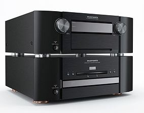 3D model Sophisticated Music System