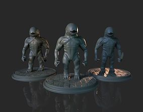 Grey Children 3D printable model
