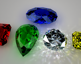 interior DIAMONDS 3D
