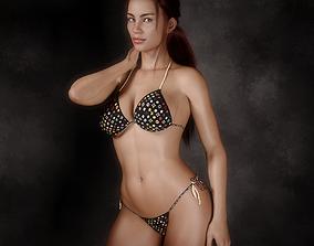 3D Margaret For Genesis 8 Female
