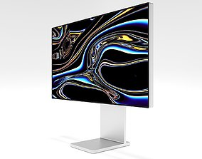 3D Apple Display Pro XDR 2019