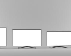 3D Flat Screen Smart TV