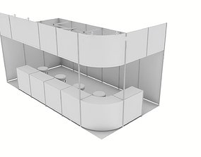 exhibition stand design 3D other