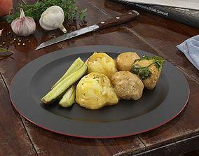 Food 02 AM170 3D model