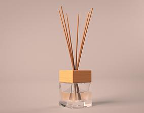 Air Reed Diffuser 3D