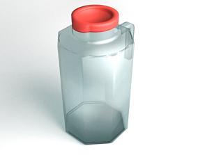 Jug Bottle 3D